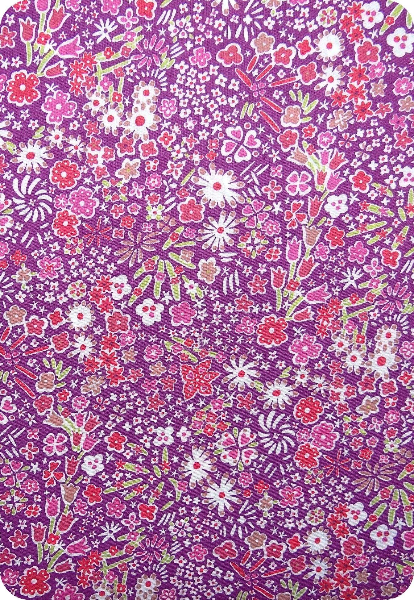 Liberty Kayoko violet