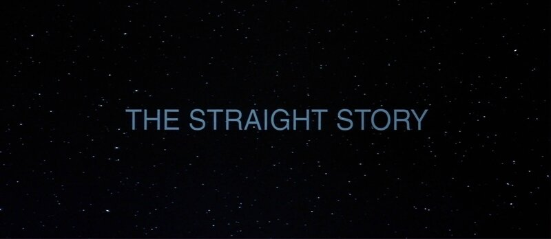 Une histoire vraie 1