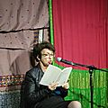 Brigitte gyr à la rencontre poétique chez tiasci - paalam en mai 2017