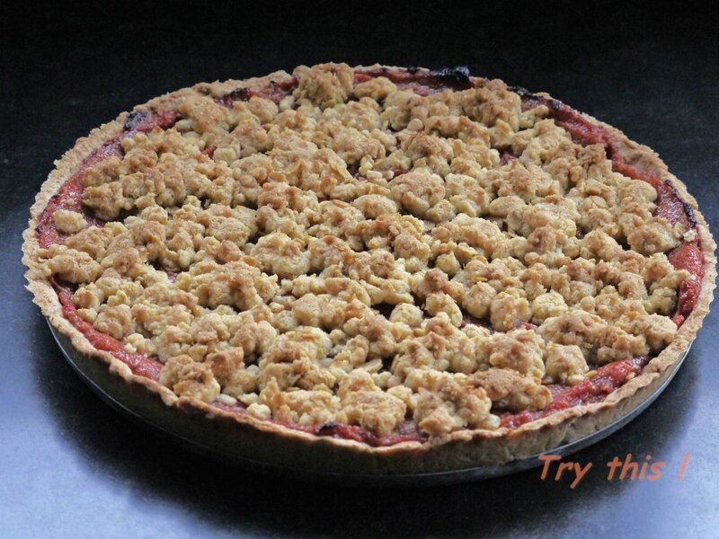 streusel aux coing2