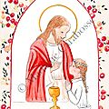 Cf Christ groseille rouge