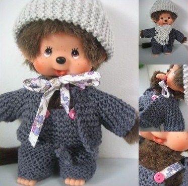 Modele tricot kiki