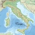 01 Italy map localisation Curinga