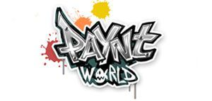 Logo Paynt World le blog