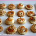 Minis Tartelettes au Fromage de Chvre