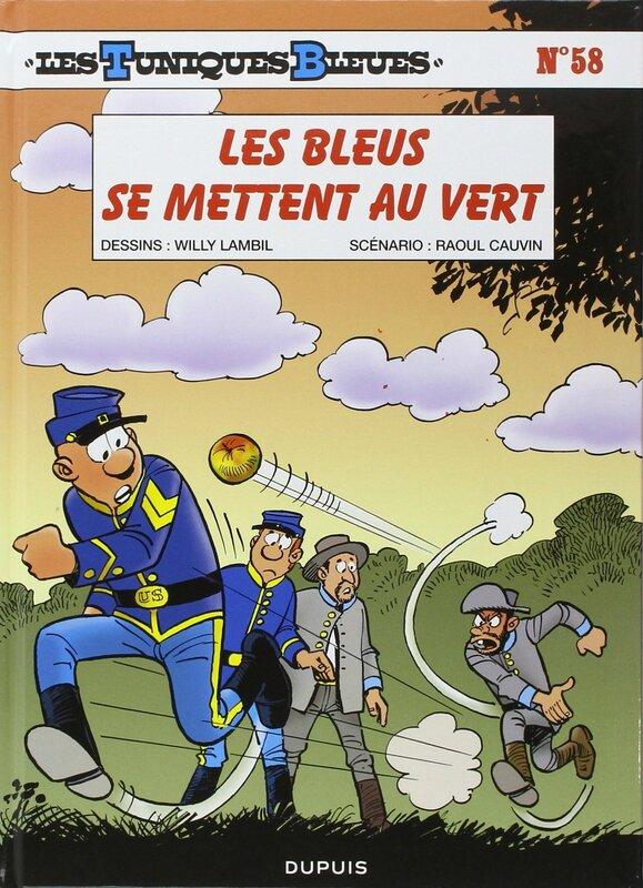 Tuniques Bleues 58