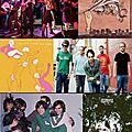 Fameux premiers albums: arcade fire - clap your hands say yeah - hushpuppies