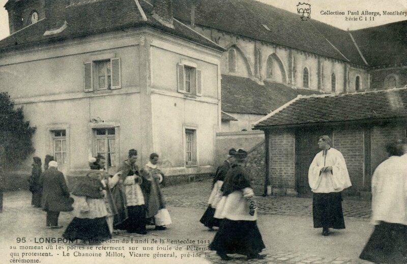 Pentecôte 1913