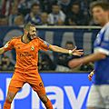 Schalke 04 Real Madrid 1 - 6 (5)
