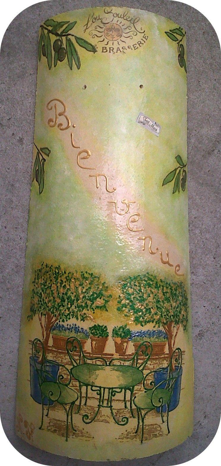 Tuile oliviers 2