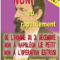 M. estrosi, ministre de la république, veut faire « réhabiliter » napoléon iii… qui la renversa !!!