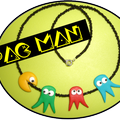 collier pac man