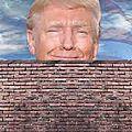 Donald trump va construire