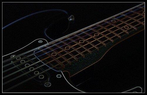 Autour d'une guitare 2