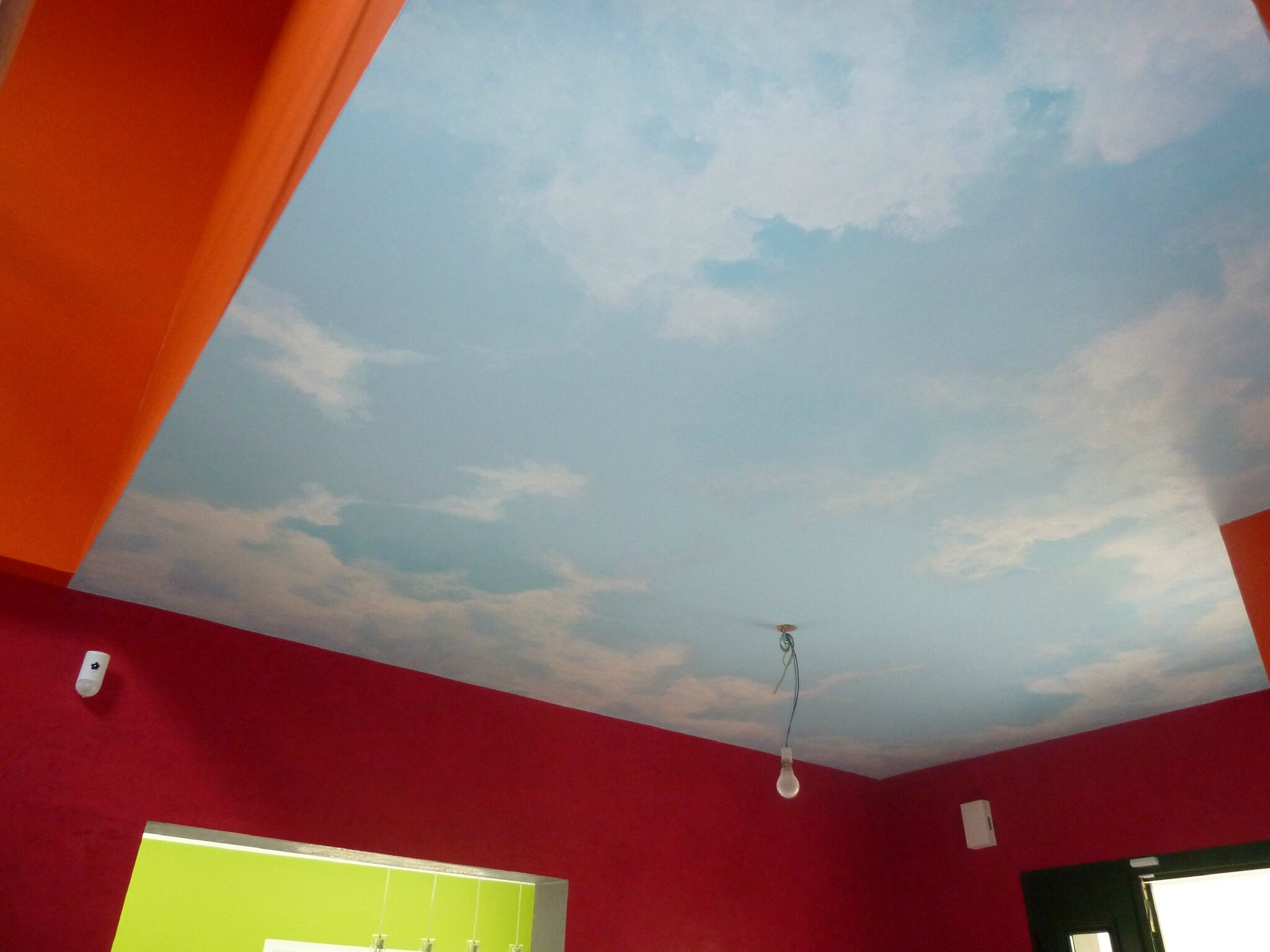 Trompe L Oeil Plafond Meilleures Images D Inspiration Pour Votre