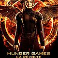 Hunger games 3 : mockingjay- part 1