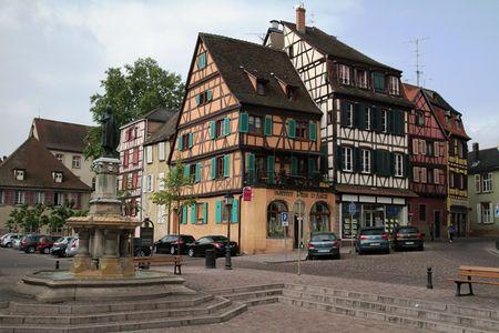 Colmar_place