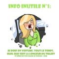 Les petites infos inutiles - 1
