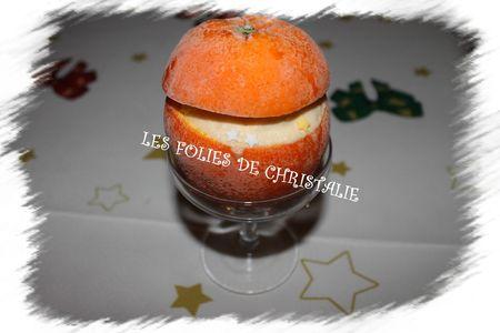 Oranges givrées au chocolat blanc 3
