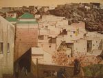 Planche_1_Moulay_Driss_djebel_Zerhoun_Moyen_Atlas___Passage_vout_
