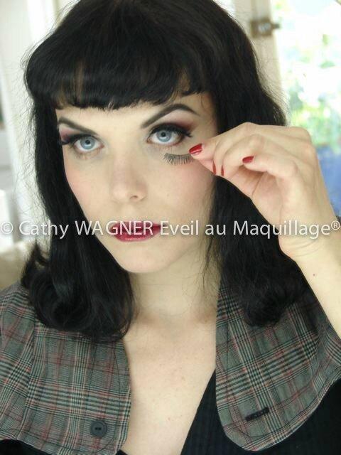 © Cathy Wagner Eveil au Maquillage -63741789