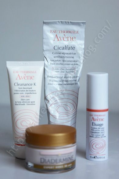 avene cicalfat clearnanceK eluage