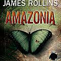 Amazonia de James Rollins