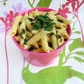 Penne aux orties