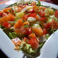 Salade de la mer aux pommes de terre