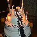 Wedding cake cinéma !