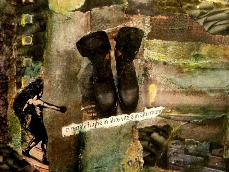 Collage Dimitri Villoresi