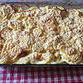 Gratin dauphinois thermomix