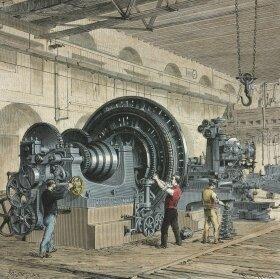 Essor de la voiture pendant la deuxième révolution industrielle