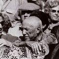 Picasso à la corrida, c. 1960.