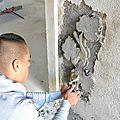 Formation métiers du patrimoine , formation maçonnerie, tailleur de pierre, maçon décorateur restaurateur en projets esthétisant