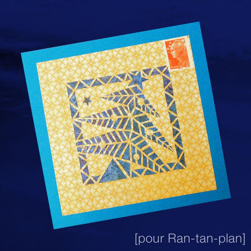 Pour Ran-tan-plan