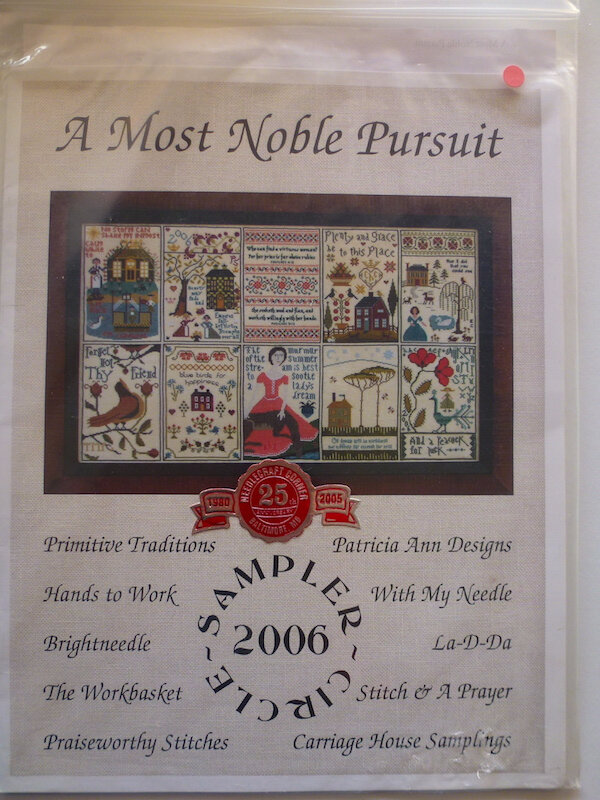 A MOST NOBLE PURSUIT 2006