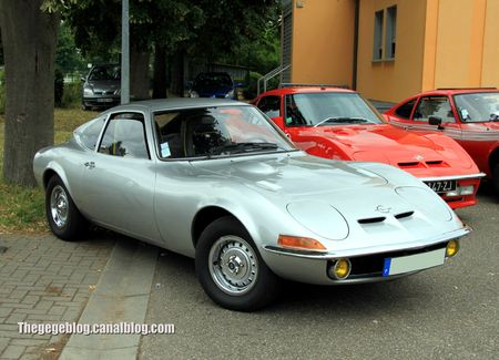 Opel GT (Retrorencard aout 2012) 01
