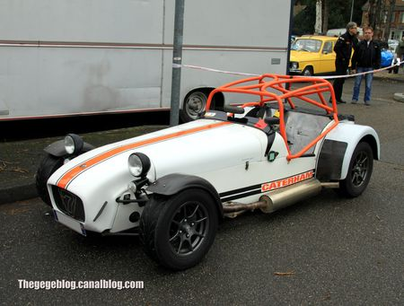 Caterham seven superlight de 1998 (Retrorencard janvier 2013) 01