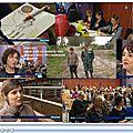 Reportages fr3 auvergne et bretagne et articles de presse : la mission est remplie ! bravo les femmes !