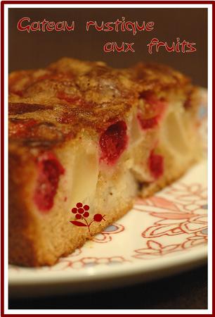 Gâteau de la Teinturière pommes, airelles, quatre-épices_2