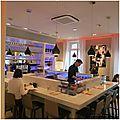 Le café kousmischoff - paris 8 : le premier café franco-russe de kusmi tea avant une prochaine ouverture à londres