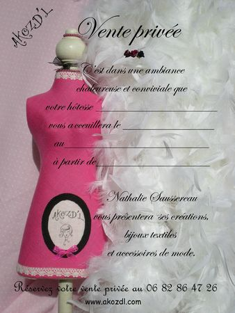 vente-privée-invitation