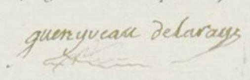 Guényveau Delaraye Jean-Nicolas signature