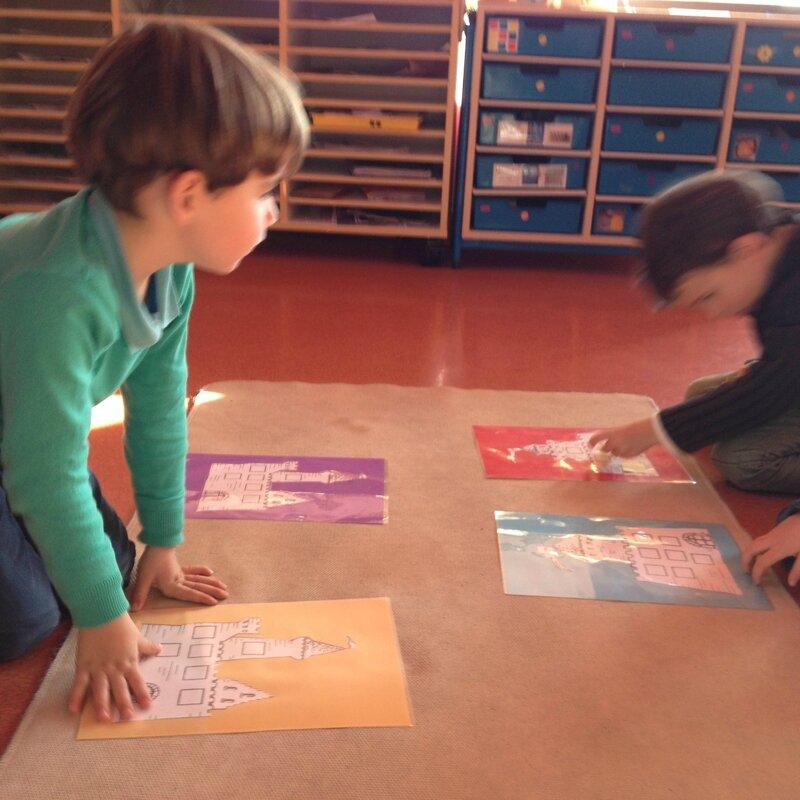 Favori Collections organisées (ACCES) chez les moyens - La maternelle de Vivi KX03