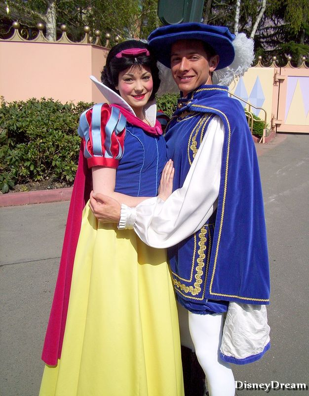 Blanche neige son prince les 7 nains evil queen - Blanche neige et son prince charmant ...