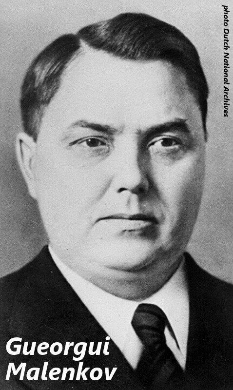1953-Georgui Malenkov