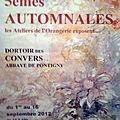 5 5émes Automnales 2012