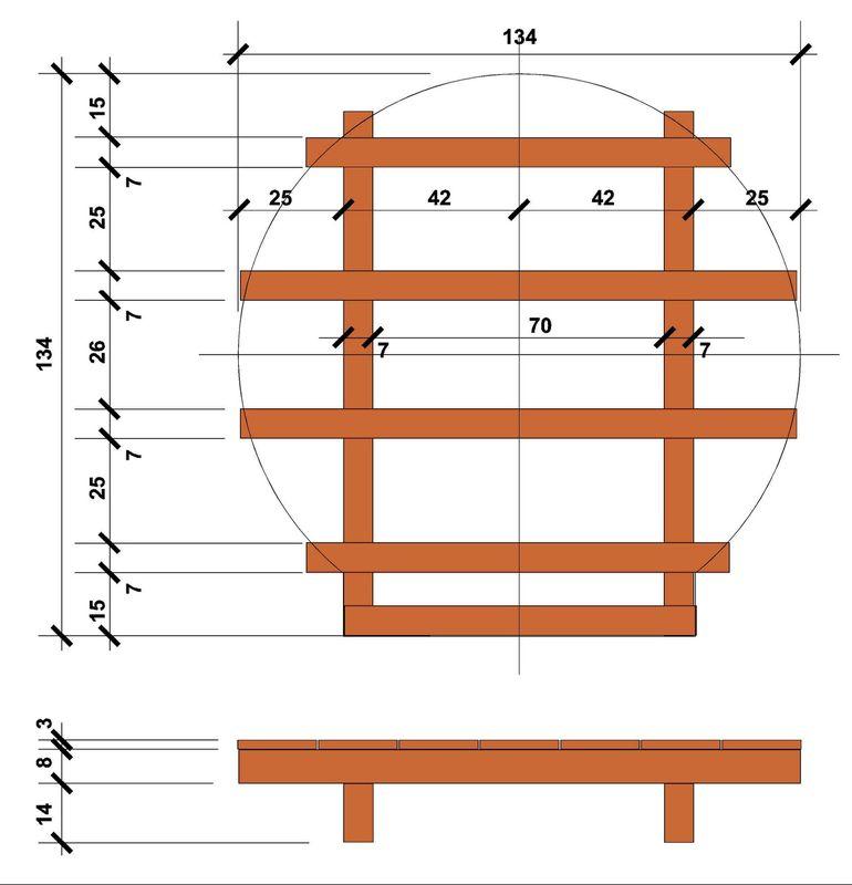 Four pain romain d pla able for Construction four a pain a bois
