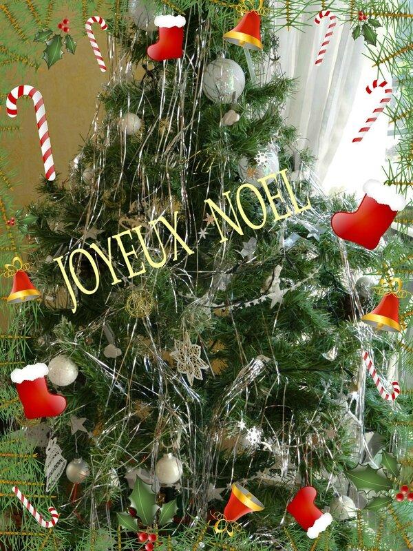 SAPIN JOYEUX NOEL